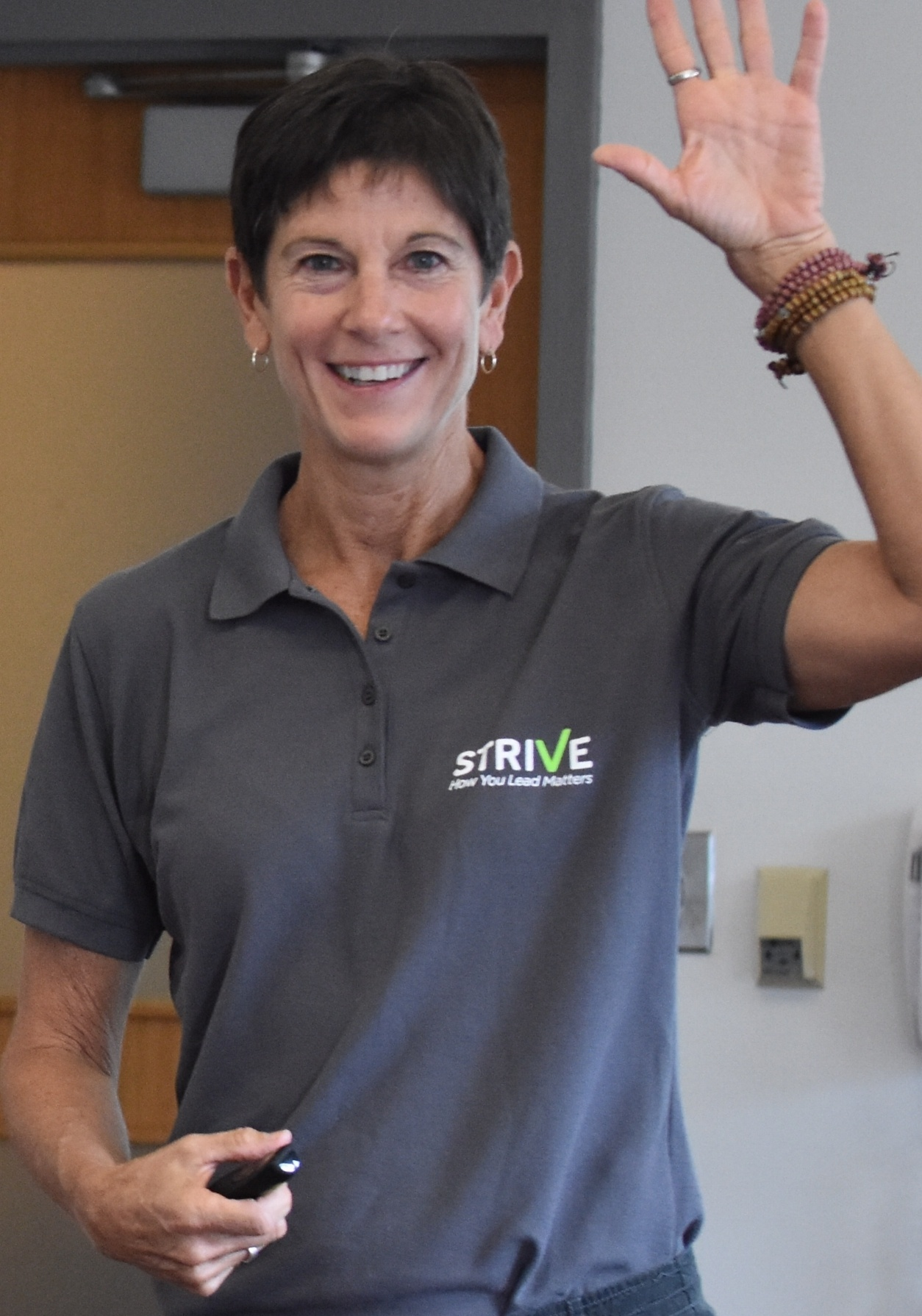 Pam Herath Strive How You Lead Matters