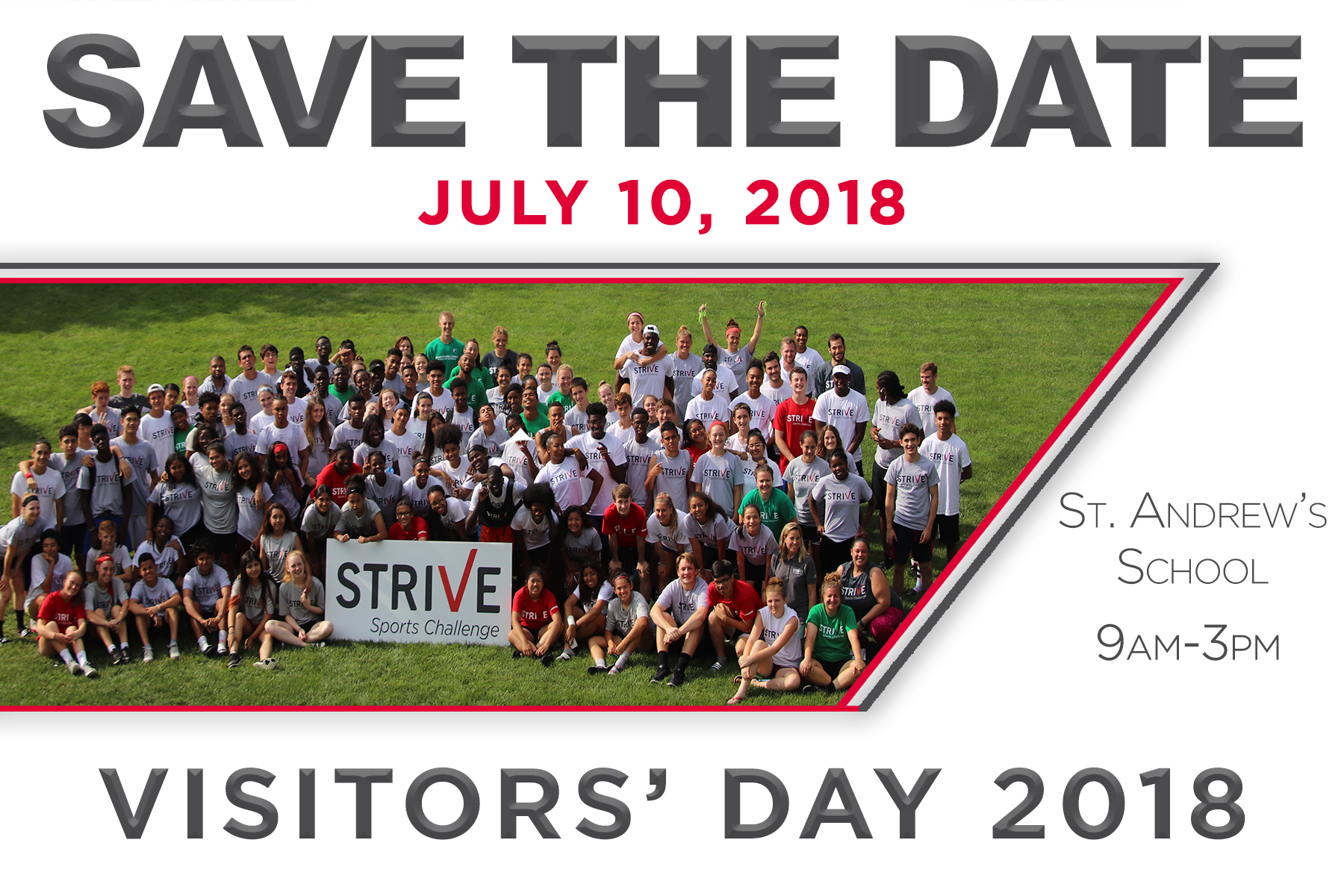 Save The Date- Visitors Day 2018