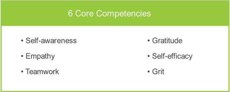 6 Core Competencies